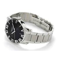 ティファニーアトラスドームXL自動巻きメンズ腕時計Z1810.68.10A10A00ATIFFANY&Co.ブラックメタルベルト新品