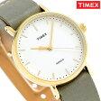 タイメックス ウィークエンダー フェアフィールド 37mm TW2P98500 TIMEX 腕時計 クリーム