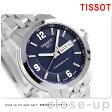 ティソ T-スポーツ PRC 200 オートマチック 39mm メンズ T055.430.11.047.00 TISSOT 腕時計 ブルー