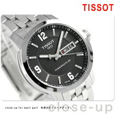 ティソ T-スポーツ PRC 200 オートマチック 39mm メンズ T055.430.11.057.00 TISSOT 腕時計 ブラック