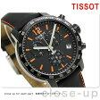 ティソ T-スポーツ クイックスター クロノグラフ 42mm T095.417.36.057.00 TISSOT 腕時計
