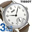 TISSOT ティソ 腕時計 ヘリテージ 42mm 手巻き ...