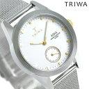【今ならポイント最大26倍】 トリワ TRIWA アスカ スノー 32mm レディース 腕時計 AKST102-MS121212 ホワイト 時計【あす楽対応】
