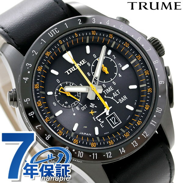 腕時計, メンズ腕時計  GPS TR-MB5008 TRUME