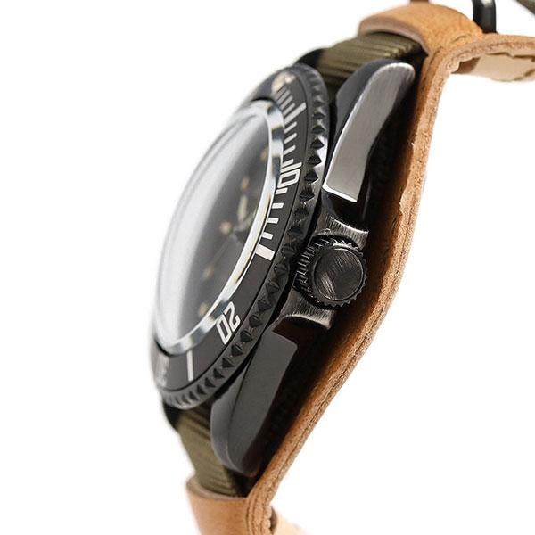 ヴァーグウォッチ ブラック サブ 40mm メンズ 腕時計 BS-L-B002 VAGUE WATCH Co. 時計