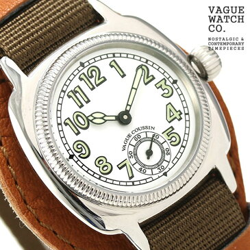 ヴァーグウォッチ クッサン ミル 32mm メンズ 腕時計 CO-L-007-03NL VAGUE WATCH Co. 時計
