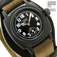 ヴァーグウォッチクッサンアーリー28mmレディースCO-S-007-09BKVAGUEWATCHCo.腕時計