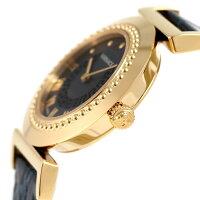ヴェルサーチ バニティ クオーツ スイス製 レディース P5Q80D282S282 VERSACE 腕時計 ネイビー 新品