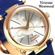 ヴィヴィアンウエストウッド オーブ ポップ 32mm 腕時計 VV006RSBL Vivienne Westwood ブルー