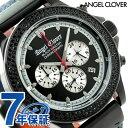 エンジェルクローバー クリスマス 限定モデル クロノグラフ BM46BNB-LIMITED Angel Clover 腕時計