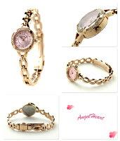 エンジェルハートフォーハートレディース腕時計FH22PPAngelHeartピンク×ピンクゴールド