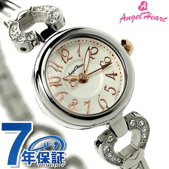 Angel heart pinky heart ladies watch PH19SWSV AngelHeart quartz silver