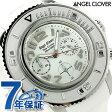 エンジェルクローバー シークルーズ クロノグラフ メンズ SC47SWH-WH Angel Clover 腕時計 ホワイト