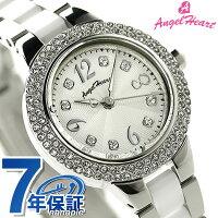 エンジェルハートラブスポーツレディース腕時計WL27CZAngelHeartシルバー×ホワイト