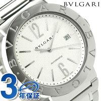 ブルガリBVLGARIブルガリブルガリ42mmメンズ腕時計BB42WSSDAUTO