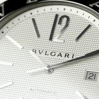 【すぐ使える1万円OFFクーポン付】ブルガリBVLGARIブルガリブルガリ42mmメンズ腕時計BB42WSSDAUTO【対応】