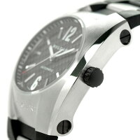 ブルガリBVLGARIエルゴン35mm自動巻き腕時計EG35BSVD
