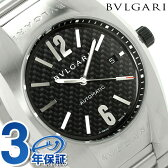 ブルガリ BVLGARI エルゴン 40mm メンズ 腕時計 EG40BSSDN