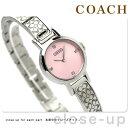 287e17cde8ce COACH コーチ ウォッチ シルバー メタルベルトコーチ COACH レディース 腕時計 ステューデュオ STUDIO ピンク 14501316