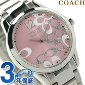 コーチ COACH コーチ レディース 腕時計 ニュー クラシック シグネチャー 14501617【あす楽対応】