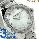 コーチ COACH コーチ レディース 腕時計 トリステン スモール クリスタル 14502103