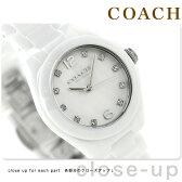 コーチ COACH コーチ レディース 腕時計 トリステン セラミック ブレスレット 14502154