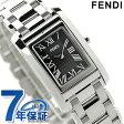 フェンディ ループ レディース 腕時計 クオーツ F779210 FENDI ブラック 新品