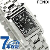 フェンディループレディース腕時計クオーツF779210FENDIブラック新品