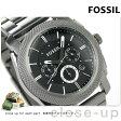 フォッシル マシン クロノグラフ メンズ FS4662 クオーツ FOSSIL 腕時計 ブラック×ガンメタル【あす楽対応】