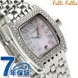 フォリフォリ 腕時計 レディース ジルコニア マザーオブパール Folli Follie WF5T081BZP