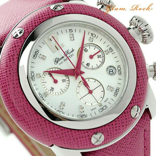 腕時計, レディース腕時計 10522 46mm GR11104 Glam Rock