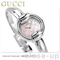 グッチ GUCCI 1400 時計 レディース ピンクシェル YA014513【あす楽対応】