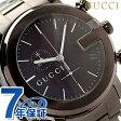 グッチ クオーツ G-クロノ クロノグラフ メンズ 腕時計 YA101341 GUCCI ブラウン