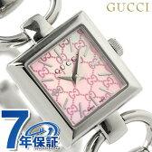 グッチ 時計 レディース トルナブォーニ ピンクシェル GUCCI YA120515
