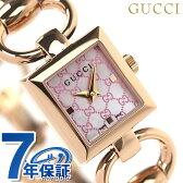 グッチ 時計 レディース トルナブォーニ ピンクシェル×ピンクゴールド GUCCI YA120520