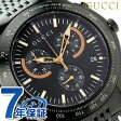 グッチ Gタイムレス クロノグラフ メンズ 腕時計 YA126260 GUCCI クオーツ ブラック