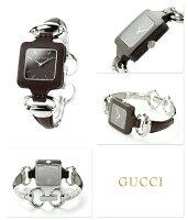 グッチ1921コレクションレディース腕時計YA130403GUCCIダークブラウン