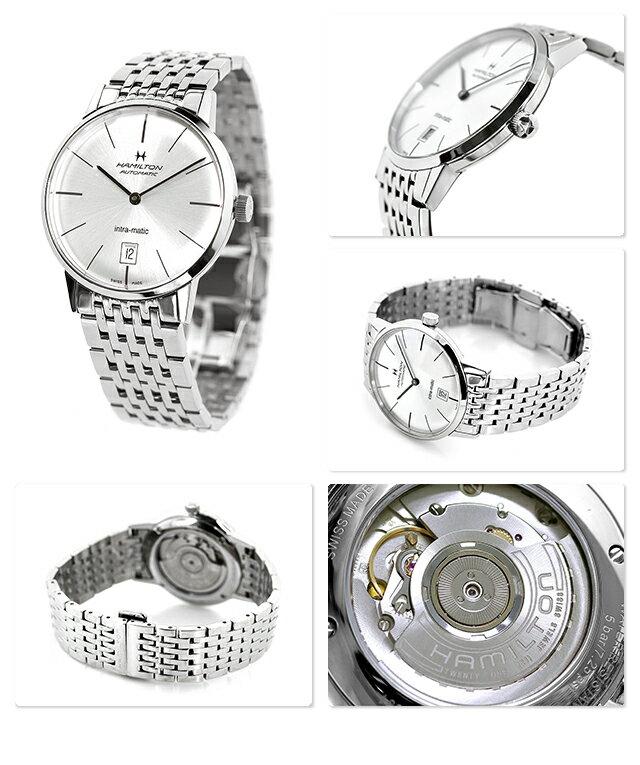 【25日なら全品5倍以上!店内ポイント最大37倍】 【9月上旬入荷予定 予約受付中♪】ハミルトン 腕時計 HAMILTON H38455151 イントラマティック 時計