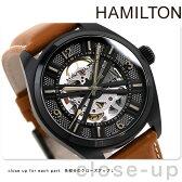H72585535 ハミルトン HAMILTON カーキ フィールド