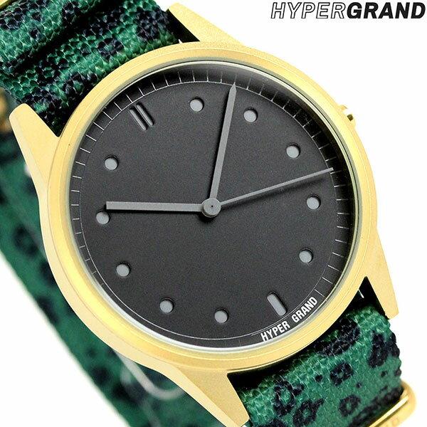 ハイパーグランド HYPERGRAND ゼロワンナトー 38mm NW01JLEO メンズ レディース 腕時計 時計