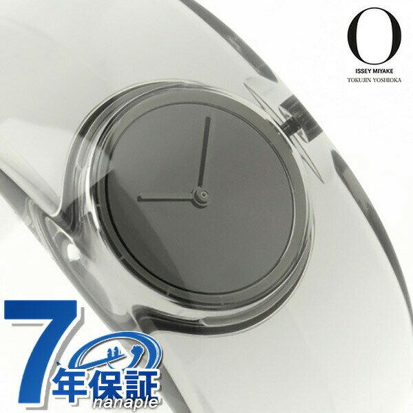 イッセイミヤケ 腕時計 O オー ブラック ISSEY MIYAKE SILAW002 時計