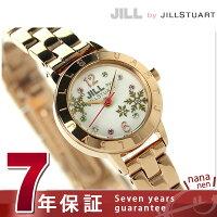 ジルバイジルスチュアートクリスマス限定モデルNJAE701JILLbyJILLSTUART腕時計ホワイト×ピンクゴールド