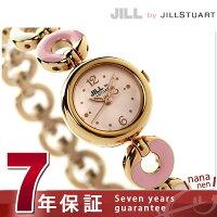 ジルバイジルスチュアートチャビードーナツチェーンSILDAC02JILLbyJILLSTUART腕時計ピンク×ピンクゴールド