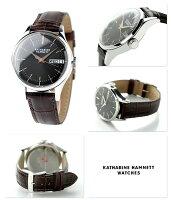 キャサリンハムネットイングリッシュスリック日本製KH20G434KATHARINEHAMNETT腕時計