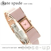 ケイトスペード ニューヨーク ケンマール レディース KSW1112 KATE SPADE 腕時計 ピンク×ピンクゴールド【あす楽対応】