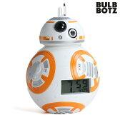 クロック スターウォーズ BB-8 目覚まし時計 アラーム 2020503 BULBBOTZ【あす楽対応】