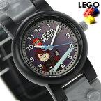 【エントリーでさらにポイント+4倍!26日1時59分まで】 腕時計 キッズ 子供用 レゴウォッチ スターウォーズ アナキン・スカイウォーカー 8020288 LEGO 時計【あす楽対応】