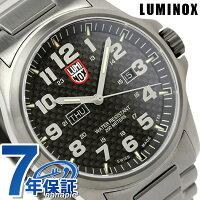 ルミノックスアタカマフィールドデイデイト腕時計カーボンブラックLUMINOX1922