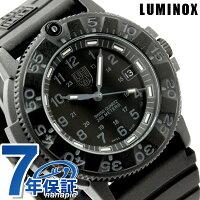 ルミノックスLUMINOXネイビーシールズダイブウォッチシリーズ3001ブラックアウト腕時計ラバーベルトBLACKOUT3001.BO