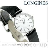 ラ グラン クラシック ドゥ ロンジン 24mm レディース L4.209.4.11.2 LONGINES 腕時計 ホワイト